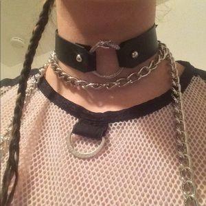 Jewelry - Handmade Orobrous  choker